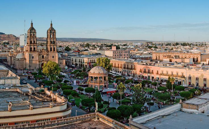Panoramica_plaza_de_armas_Durango